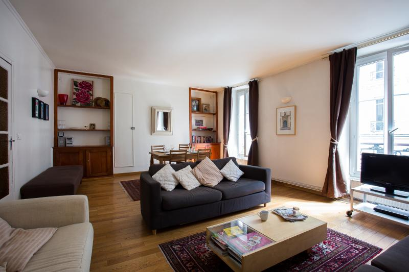 One Fine Stay - Rue de Rochechouart apartment - Image 1 - Paris - rentals