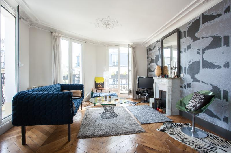 One Fine Stay - Rue de Turin apartment - Image 1 - Paris - rentals