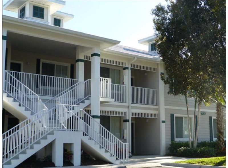 2nd floor location, right unit - Greenlinks at Lely Resort, Naples FL - Naples - rentals