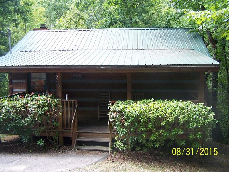 Pigeon Forge Cabin Entrance - NO FIRE IN THIS AREA - JOYFUL MEMORY - Pigeon Forge - rentals