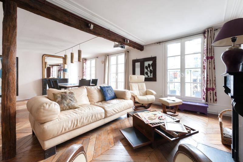 One Fine Stay - Rue d'Enghien apartment - Image 1 - Paris - rentals