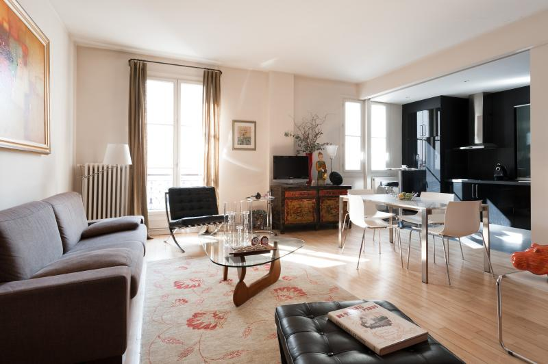 One Fine Stay - Rue du Faubourg Saint-Denis apartment - Image 1 - Paris - rentals