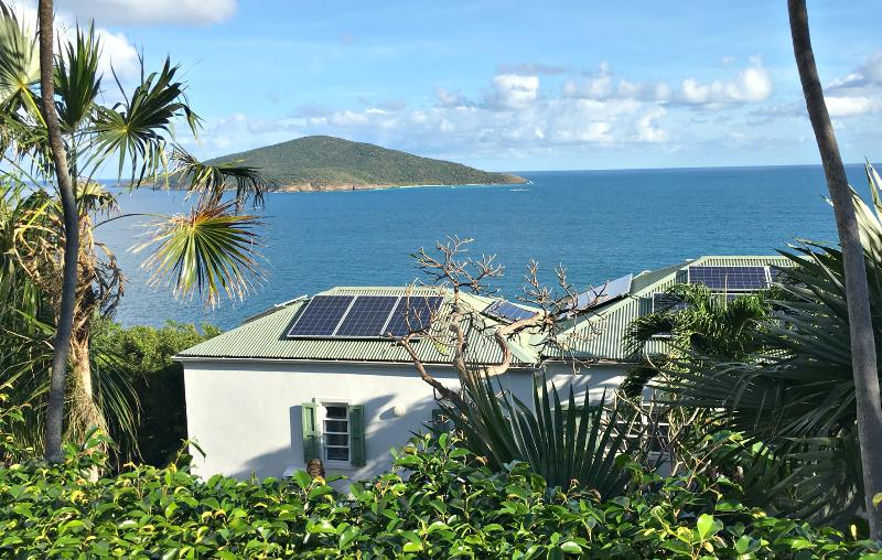 House with Solar Panels - Carefree-Vacation with View-3BR Mahogany Run Villa - Saint Thomas - rentals