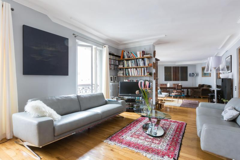 onefinestay - Rue Durantin private home - Image 1 - Paris - rentals