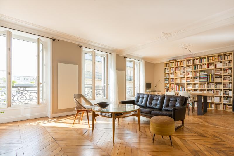 onefinestay - Rue Jean-Baptiste Say private home - Image 1 - Paris - rentals