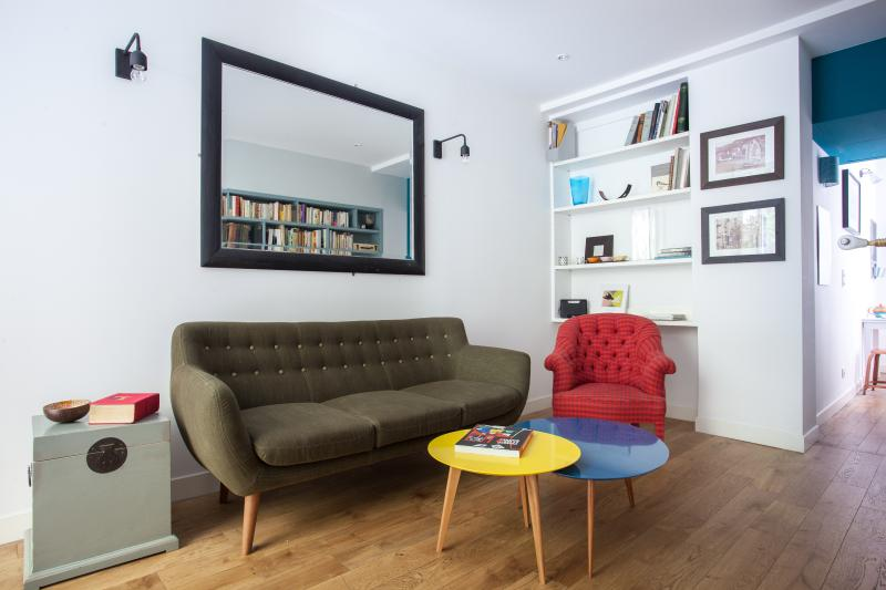 onefinestay - Rue Jean Bart private home - Image 1 - Paris - rentals