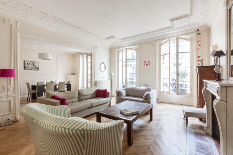 Rue José-Maria de Heredia - Image 1 - Paris - rentals
