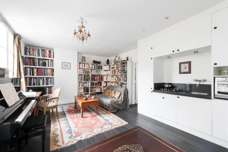 One Fine Stay - Rue Lécuyer apartment - Image 1 - Paris - rentals