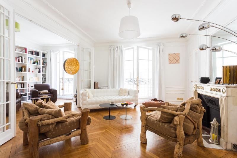 onefinestay - Rue Pétrarque private home - Image 1 - Paris - rentals