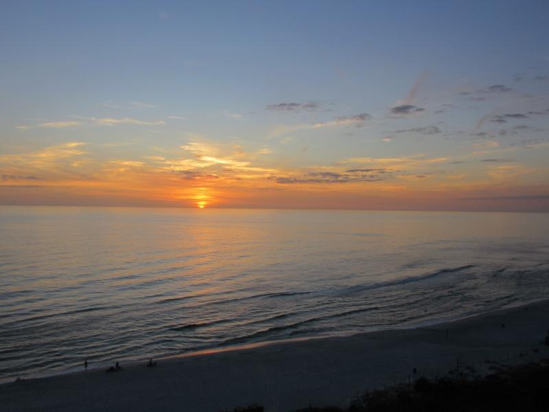 Sunsets just don't get any better than this! - Incredible Views, Great Value, Right on the Beach! - Panama City Beach - rentals