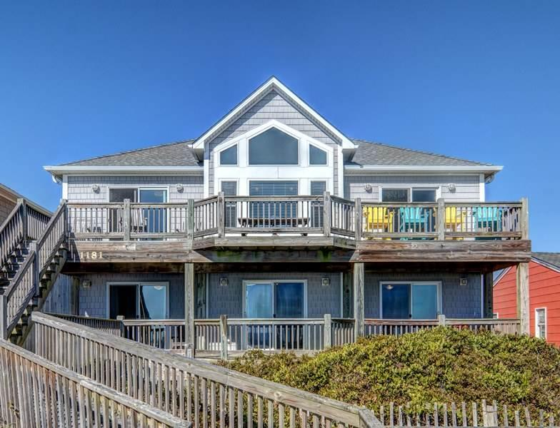 ALL DECKED OUT - Image 1 - Topsail Beach - rentals