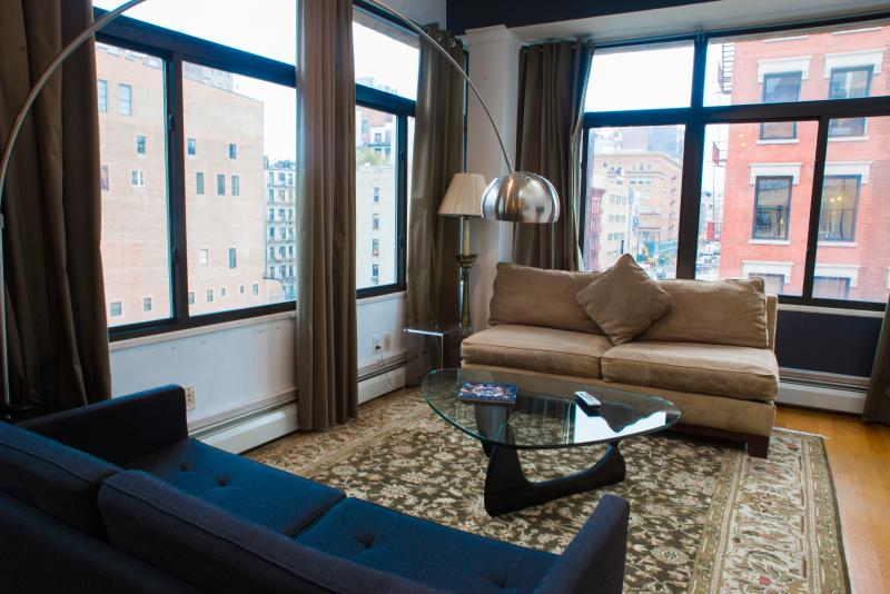 Bright, Skylit 3 Bedroom Soho Nolita Loft - Image 1 - New York City - rentals