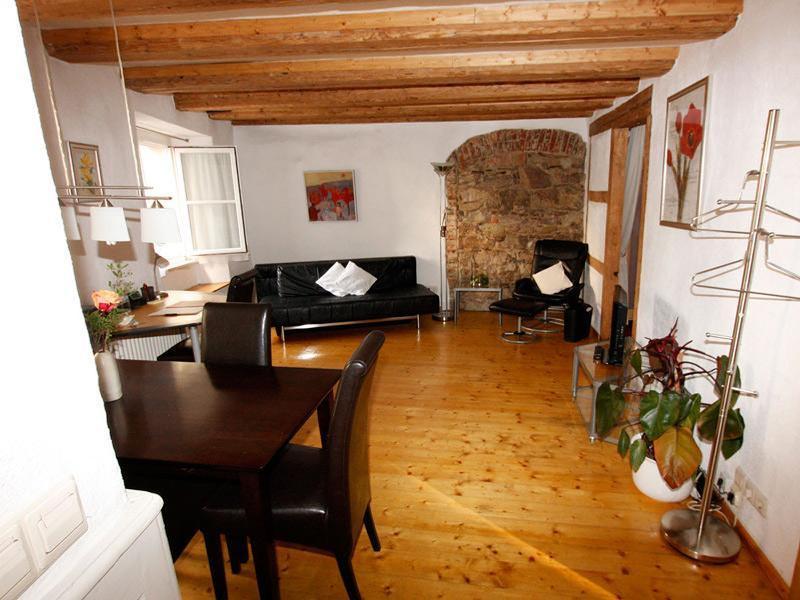 Vacation Apartment in Freiburg im Breisgau - 452 sqft, 1 bedroom, 1 living / bedroom max. 4 people (#… #9357 - Vacation Apartment in Freiburg im Breisgau - 452 sqft, 1 bedroom, 1 living / bedroom max. 4 people (#… - Freiburg im Breisgau - rentals