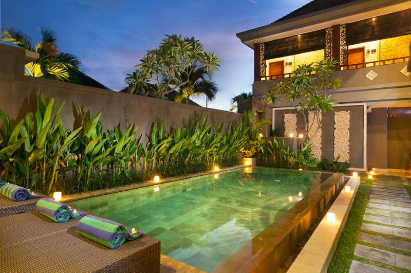 M & D Guest House By Bali Villas Rus -EAT STREET VILLA IN CENTRAL SEMINYAK - Image 1 - Kuta - rentals