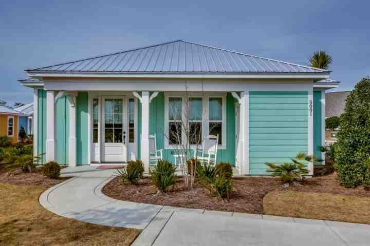 Luxury Bungalow 2 BR 2 BA at The Retreat in Barefoot. Sleeps 6. Bungalow 5001 - Image 1 - North Myrtle Beach - rentals