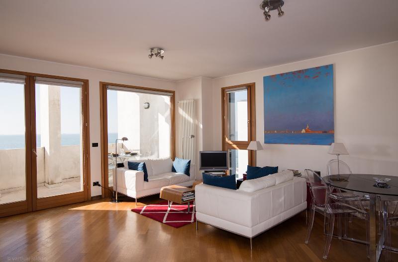 Judeca Nova Terrazza - Image 1 - Venice - rentals