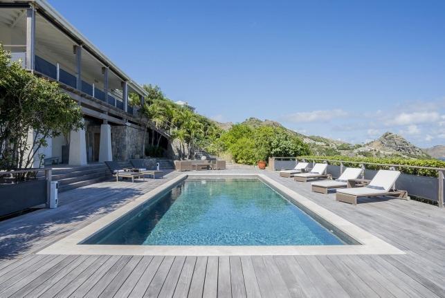 St Barts Villa Claridge - Image 1 - Saint Barthelemy - rentals