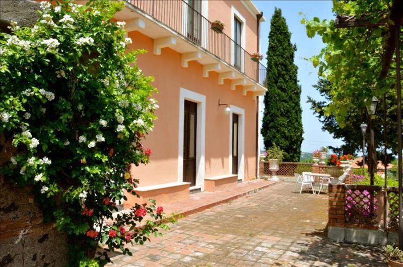 Villa Bonaccorso - La Dimora - Image 1 - Viagrande - rentals
