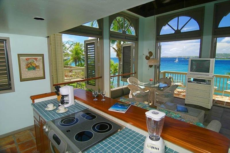 Suite 8c - Gallows Point Resort Oceanfront - Image 1 - Cruz Bay - rentals