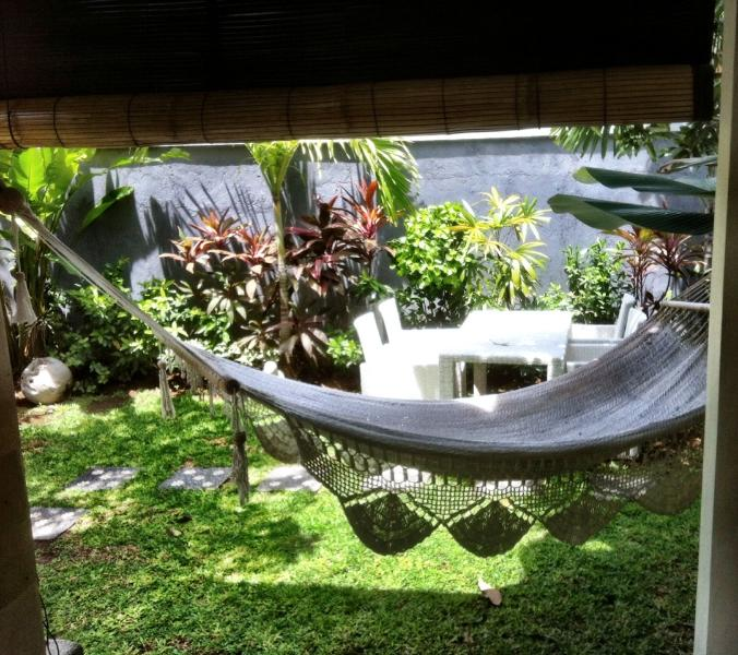 Great located tropical home - Image 1 - Canggu - rentals