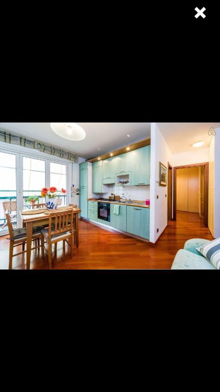 Living - Casa Anna - Recco - rentals