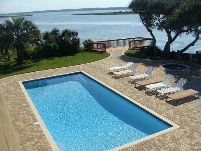 What Great Views! - Large Luxury Waterfront Home, Pool, Hot Tub - Saint Augustine - rentals