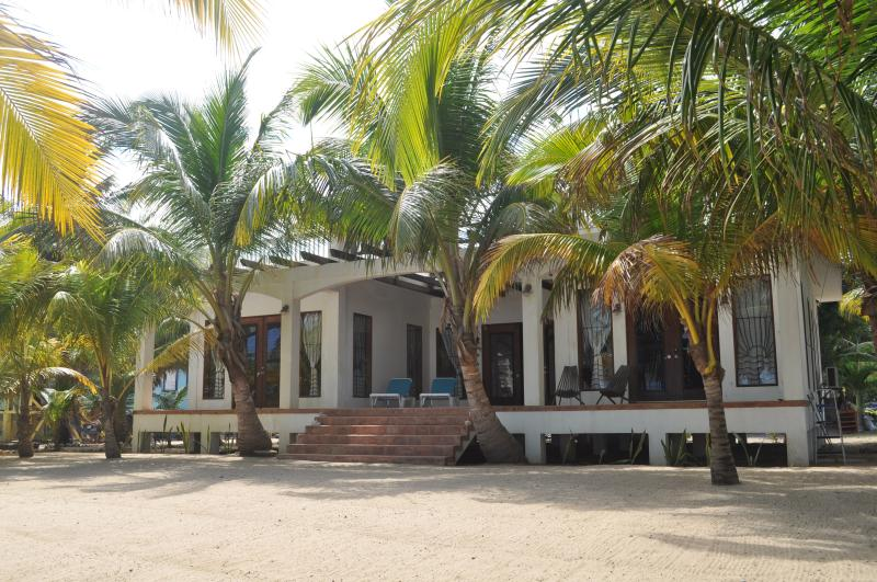 Belize Oceanfront Home - Image 1 - Hopkins - rentals