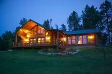 Whitetail Springs, Log home on 17 acres - Image 1 - Custer - rentals
