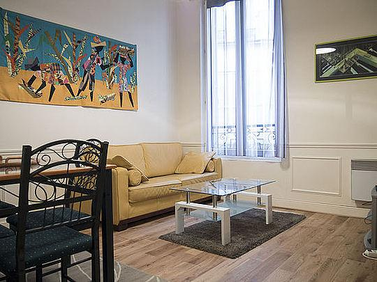 Sejour - 1 bedroom Apartment - Floor area 41 m2 - Paris 8° #20810455 - Paris - rentals