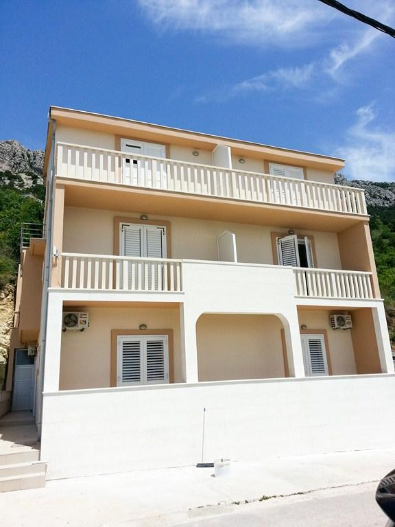 house - 7867  A2(4+1) - Brela - Brela - rentals