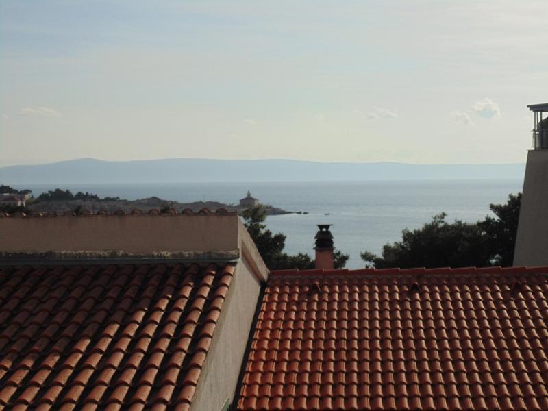 A1(4): view - 2488 A1(4) - Makarska - Makarska - rentals