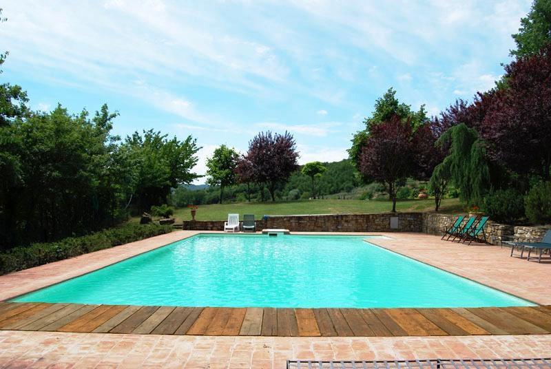 4 bedroom Independent house in Castel Focognano, Casentino, Tuscany, Italy : ref 2307267 - Image 1 - Castel Focognano - rentals