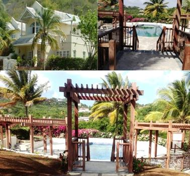 SeaView Villa - 10 minutes casual stroll to the be - Image 1 - Cap Estate, Gros Islet - rentals