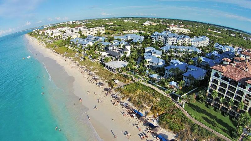 Stunning 4 Bedroom Beachfront Home - Image 1 - Providenciales - rentals