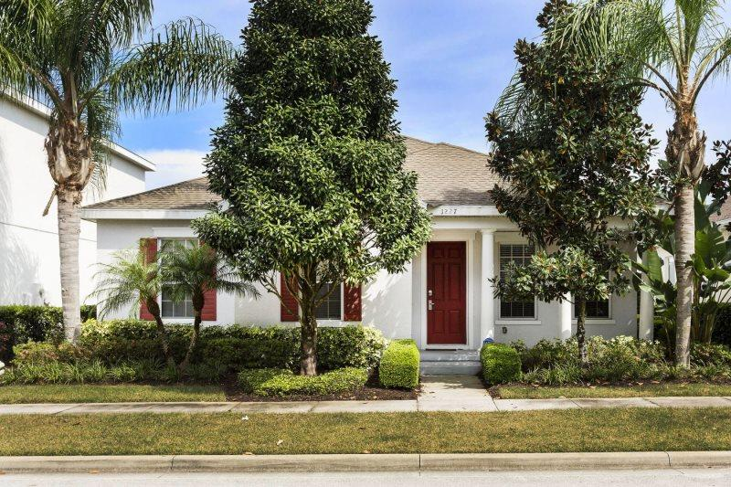 Charming Getaway | Relaxing 4 Bed Villa with Private Screened Pool Located Near Reunion Grande & Seven Eagles Pool Pavilion - Image 1 - Kissimmee - rentals