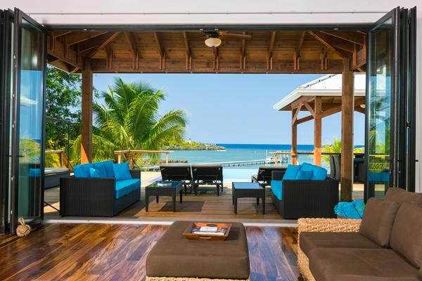 VIVARO - PRIVATE BEACH - INFINITY POOL - Image 1 - West End - rentals
