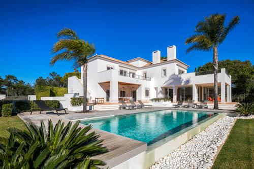 Villa Santi - Image 1 - Algarve - rentals