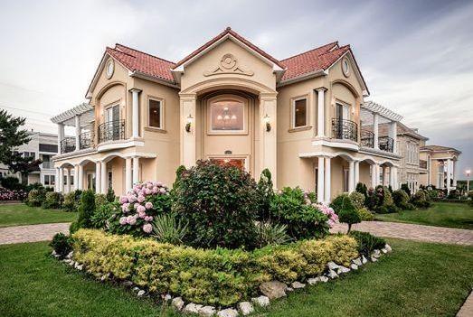 Luxury Mediterranean Mansion By The Sea! 7 BR, 5.5 Baths, Sleeps up to 22 guests - Image 1 - Brigantine - rentals