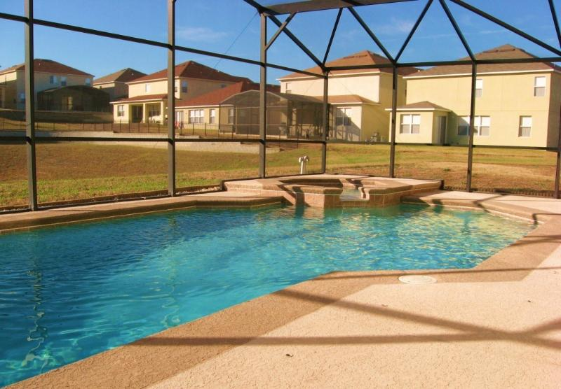 Large Pool with Spa - Luxury 8bds/4.5bth and 7bds/4.5bth Pri. Pool/Spa - Davenport - rentals