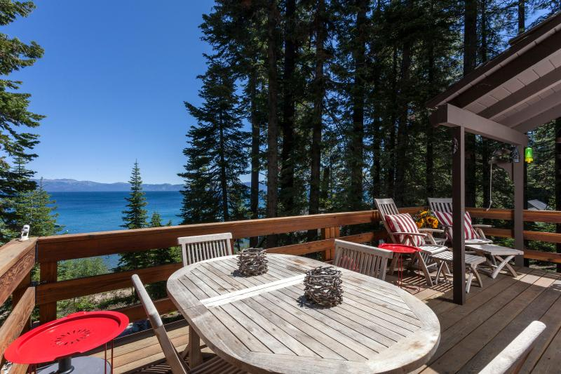 Fraser Lakefront Rental Cabin - Near Chambers - Image 1 - Tahoma - rentals