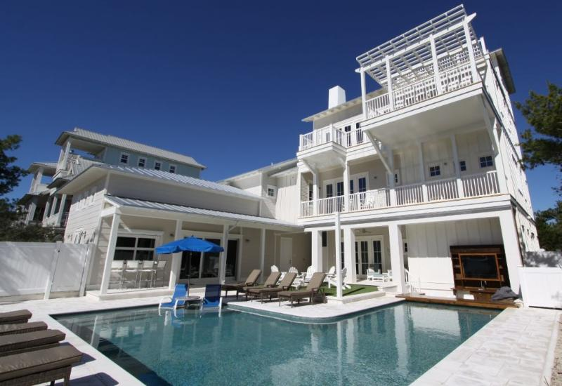Emotional Rescue - Luxury Home Next to Rosemary - Emotional Rescue - Inlet Beach - rentals