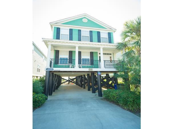 Tranquility - Image 1 - Surfside Beach - rentals