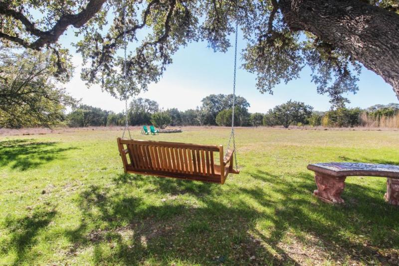 Hill Country views, dog-friendly, charmingly rustic house! - Image 1 - Wimberley - rentals