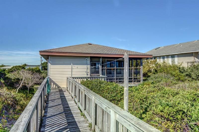 GRITTY BRITCHES - Image 1 - Topsail Beach - rentals