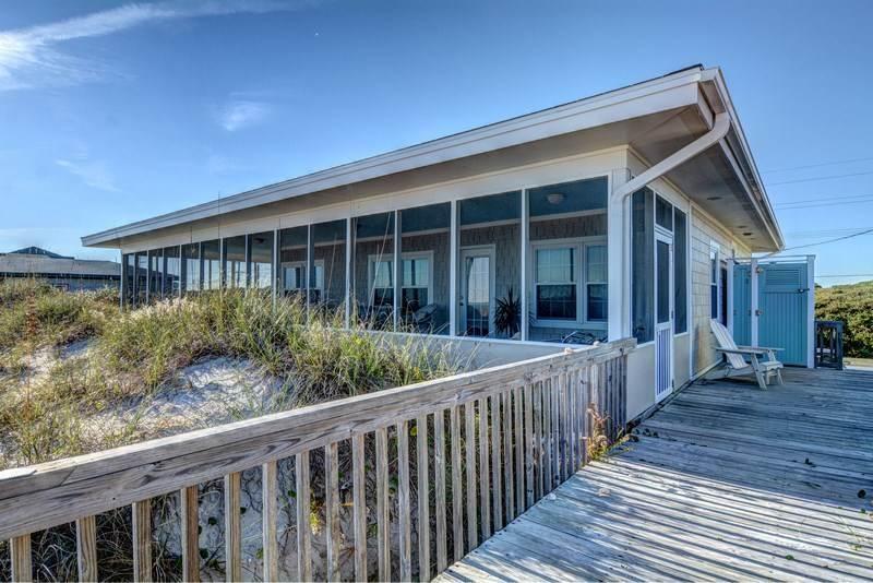 BEACH DOCS - Image 1 - Topsail Beach - rentals