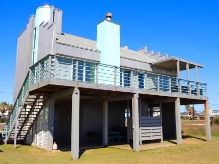 BEACHFRONT- SEA GLASS - Image 1 - Galveston - rentals