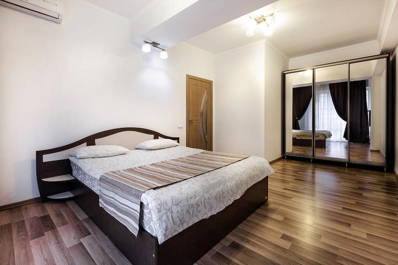 Chisinau apartment in a new block Ismail ap13 - Image 1 - Chisinau - rentals