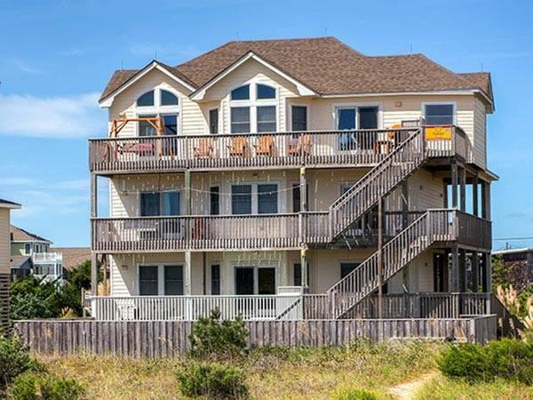 A Beach Dream - Image 1 - Salvo - rentals