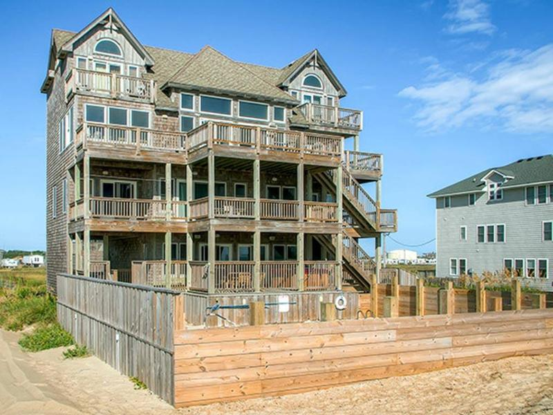 Clear Skies - Image 1 - Rodanthe - rentals
