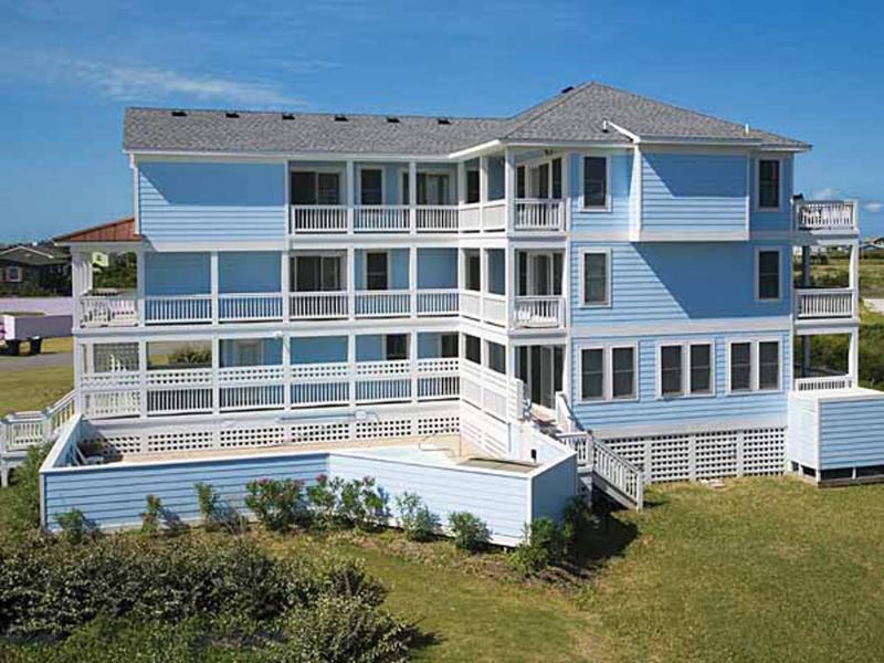 Tropical Paradise - Image 1 - Rodanthe - rentals